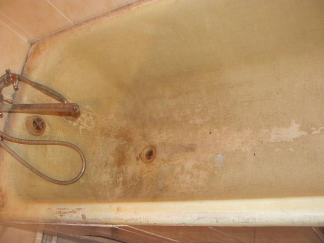 Реставрация ванн Винница