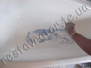 Реставрация ванн Львов